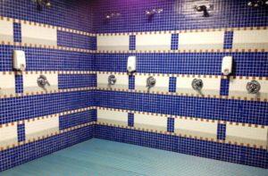 A zuhanyzó