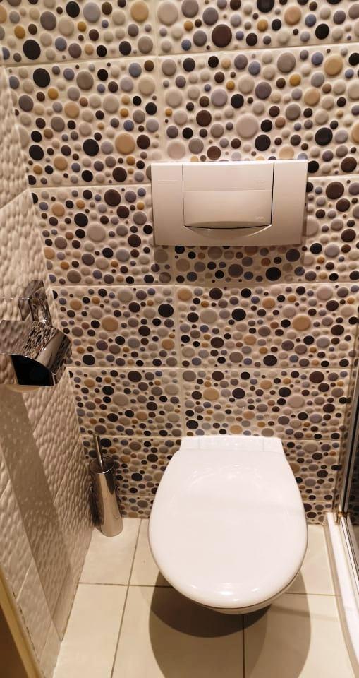 Geberit falba épített WC. tartály és falra szerelt WC. csésze