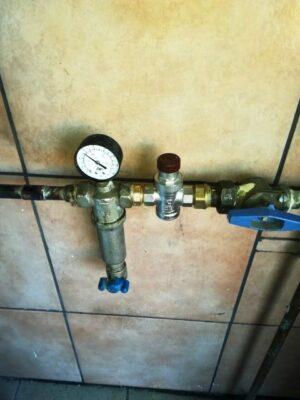 Vízvezeték nyomásszabályzó