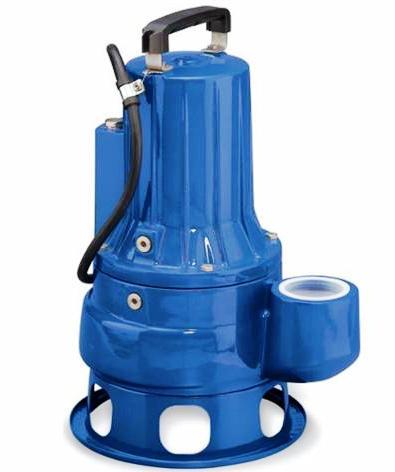 Darálós szennyvíz szivattyú