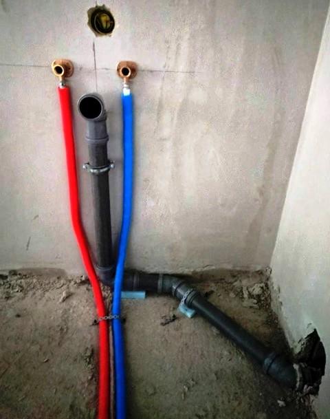 Vízvezeték hálózat kiépítés árak