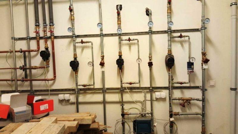 Vízvezeték és fűtés szerelés Kistarcsa
