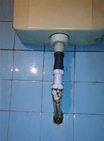 WC.tartály javítás, szükségessé vált