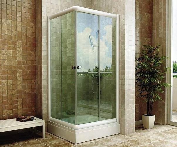 A zuhanykabinok típusai